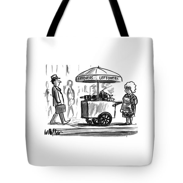 New Yorker October 17th, 1994 Tote Bag