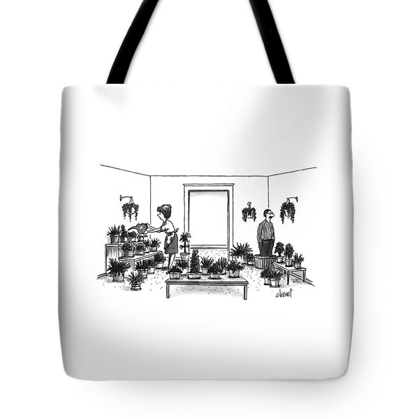 New Yorker September 16th, 1996 Tote Bag