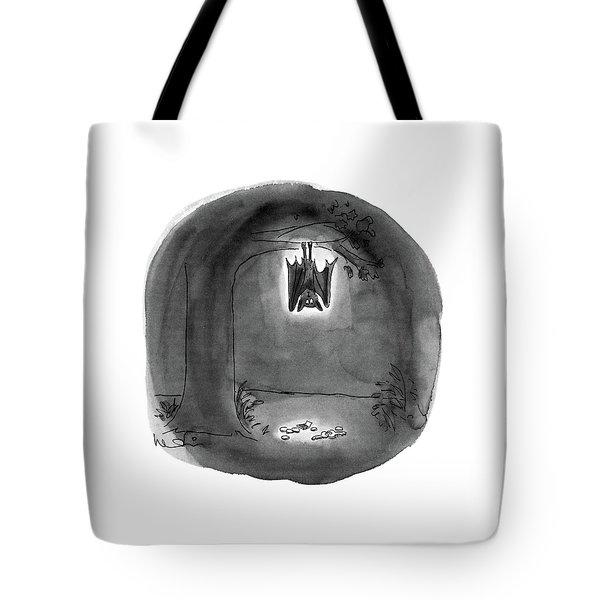 New Yorker September 28th, 1987 Tote Bag