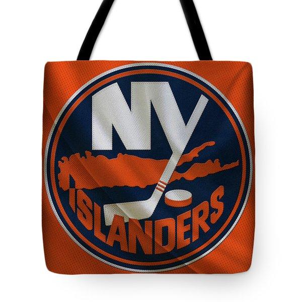 New Yorkislanders Tote Bag