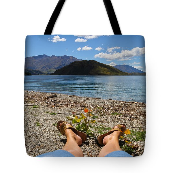 New Zealand Christmas Tote Bag