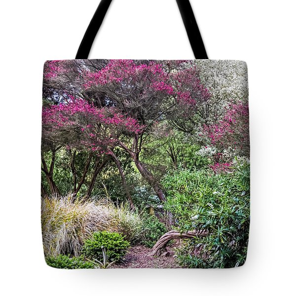 Tote Bag featuring the photograph New Zealand Tea Tree II by Kate Brown