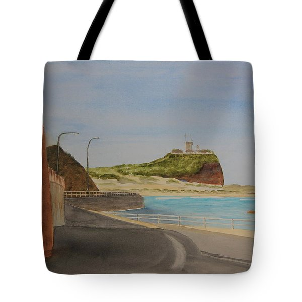 Newcastle Nsw Australia Tote Bag