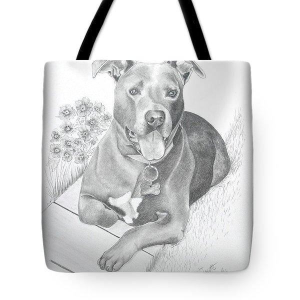 Newman Tote Bag