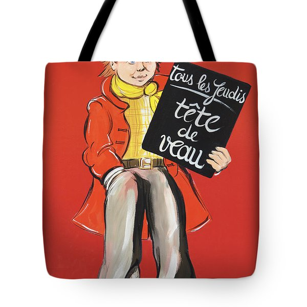 Newsboy Tote Bag