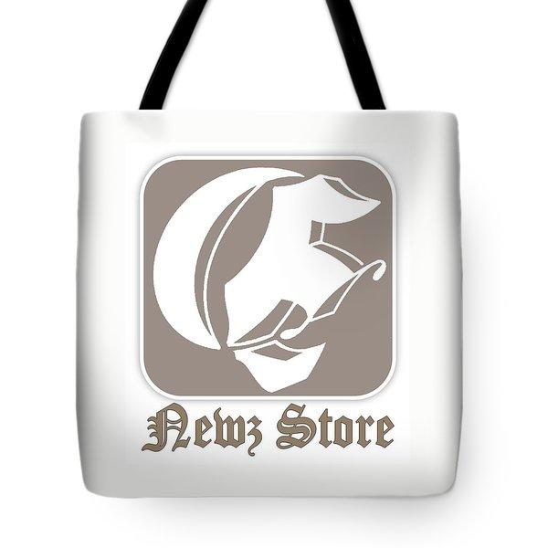 Eclipse Newspaper Store Logo Tote Bag