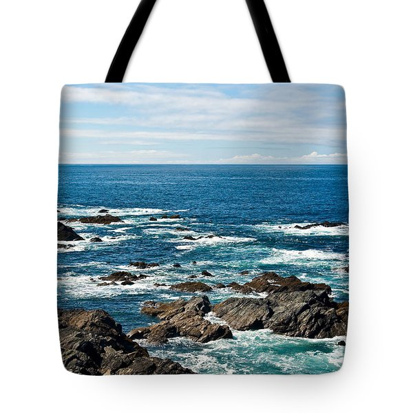 Next Stop America Tote Bag by Jane McIlroy