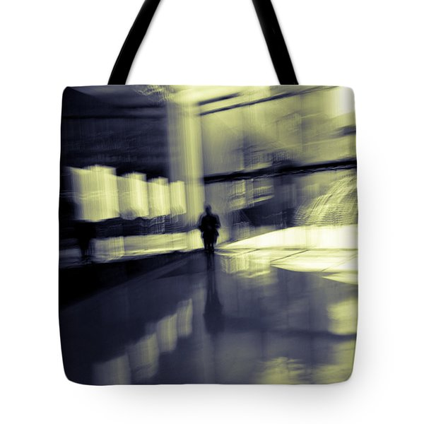 Tote Bag featuring the photograph Nexus by Alex Lapidus
