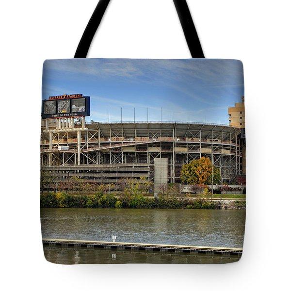 Neyland Stadium Tote Bag