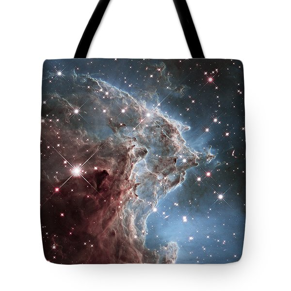 Ngc 2174-nearby Star Factory Tote Bag