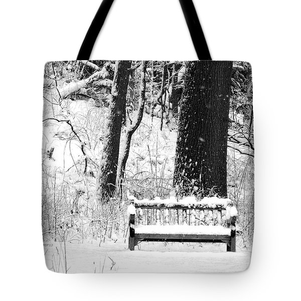 Nichols Arboretum Tote Bag by Phil Perkins
