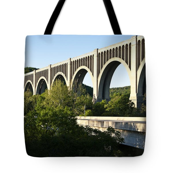 Nicholson Bridge Tote Bag