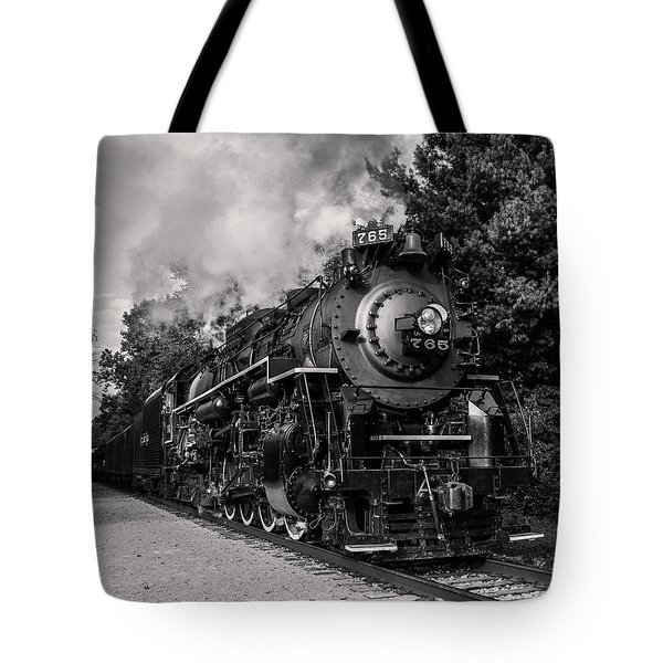 Nickel Plate Berkshire 765 Tote Bag