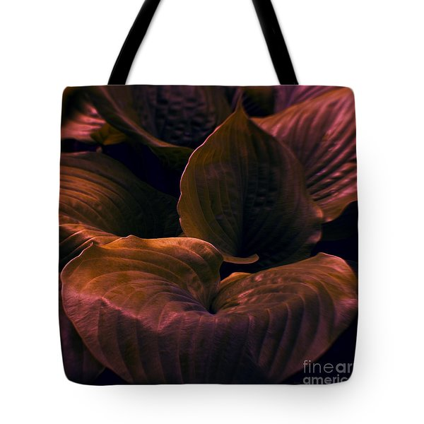 Night Abyss Tote Bag