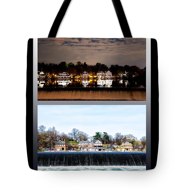 Night And Day Tote Bag by Bill Cannon