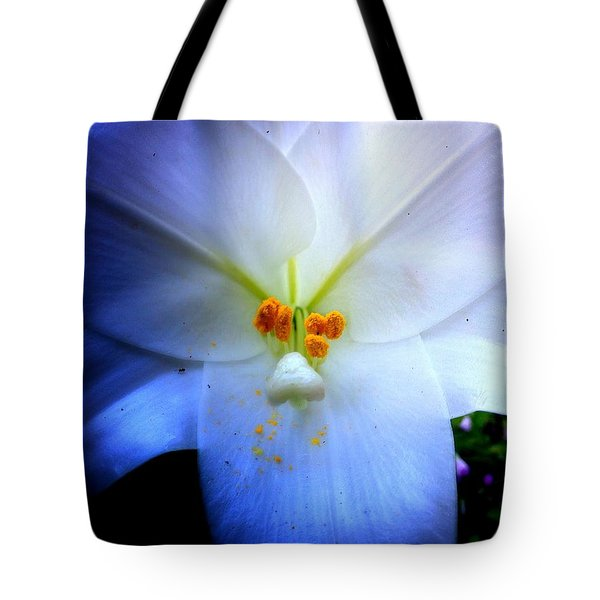 Night And Day Lilly  Tote Bag
