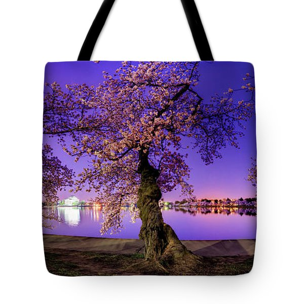 Night Blossoms 2014 Tote Bag