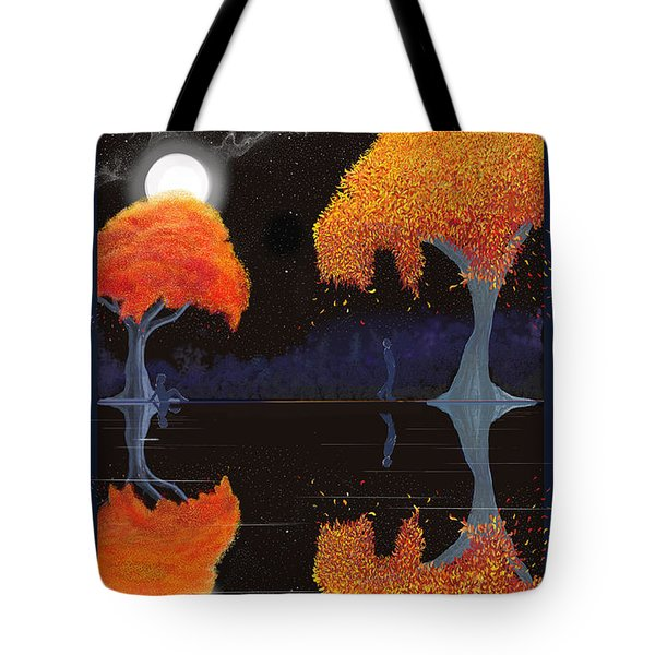 Night Companions  Tote Bag