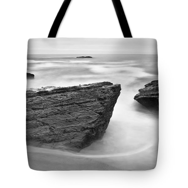 Tote Bag featuring the photograph Night Fall by Jonathan Nguyen