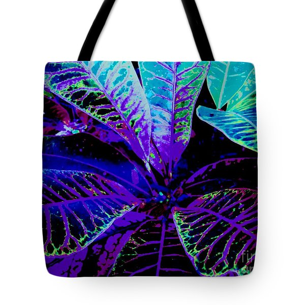 Night Falls On The Croton Tote Bag by Ann Johndro-Collins