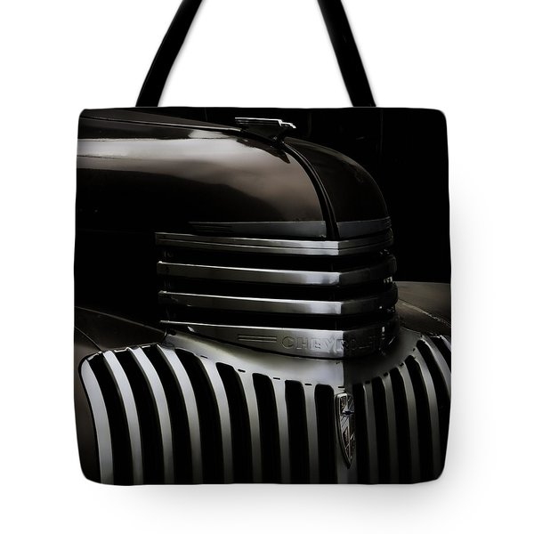 Night Grille Tote Bag by Ken Smith