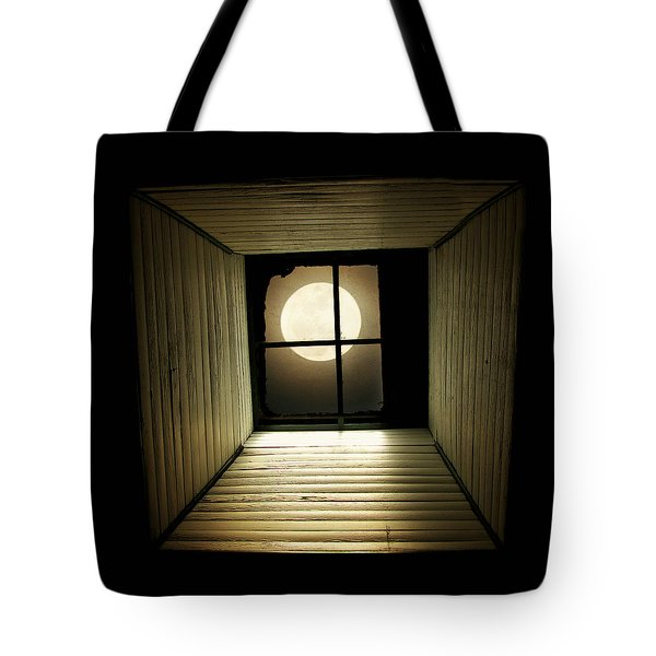 Night Light Tote Bag by Amy Tyler