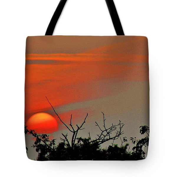 Night Night World... Tote Bag