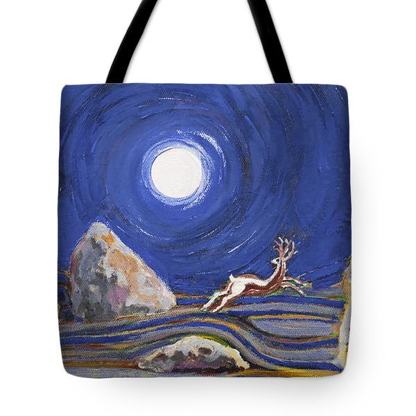 Night Of Mysteries Tote Bag