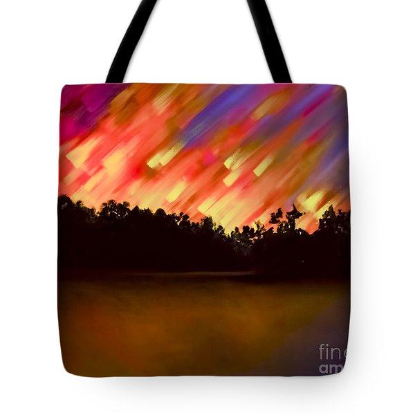Night Of Wonder Tote Bag