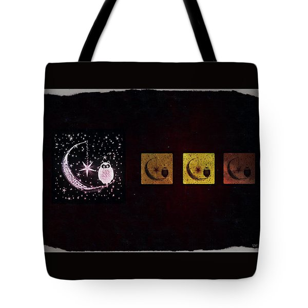 Night Owls Tote Bag