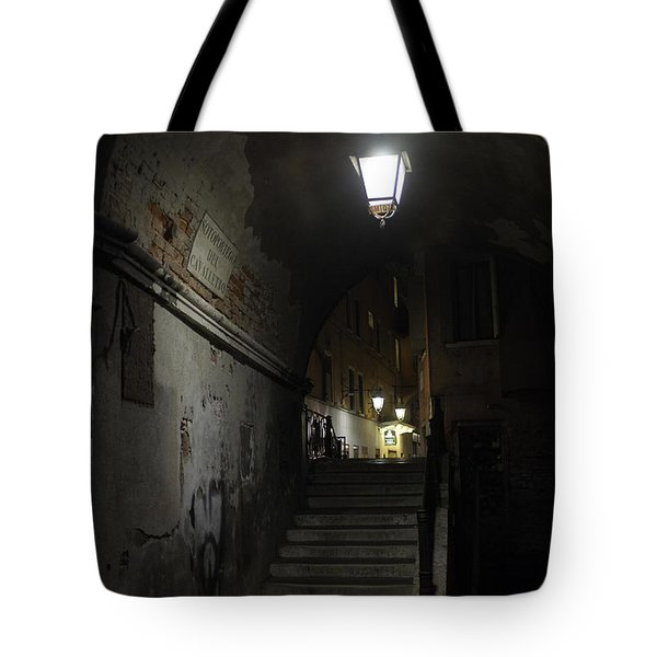 Night Passage Tote Bag