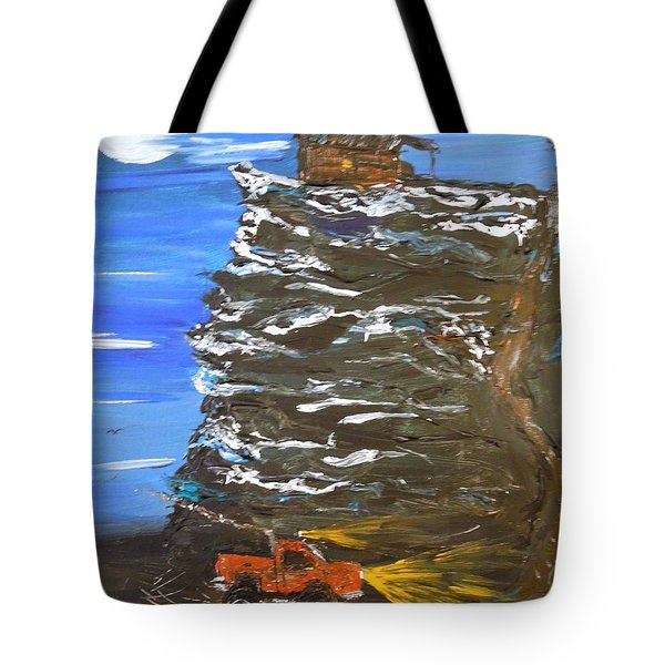 Night Shack Tote Bag
