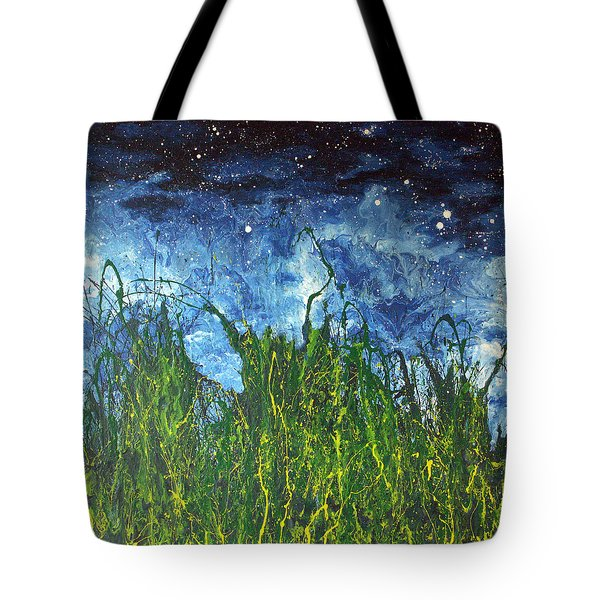Night Sky 2007 Tote Bag