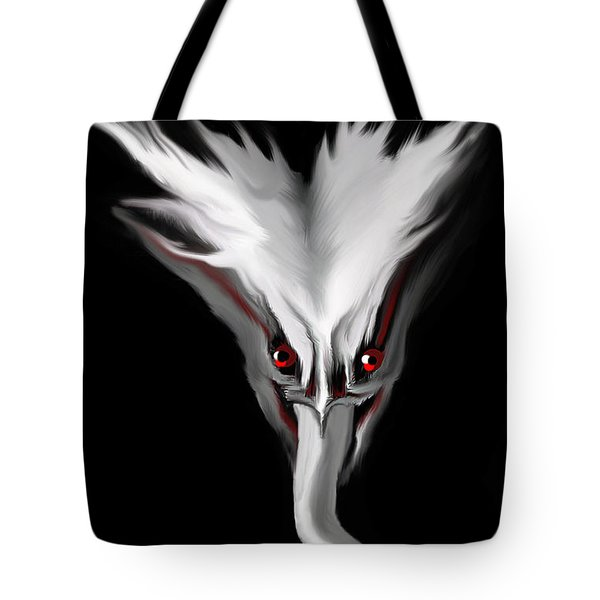 Night Terror Tote Bag