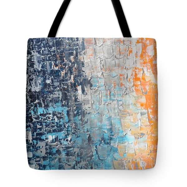 Night To New Day Tote Bag