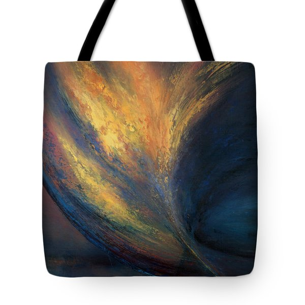 Night Vision Tote Bag by Valerie Travers