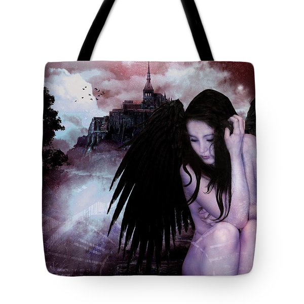 Night Watcher Tote Bag