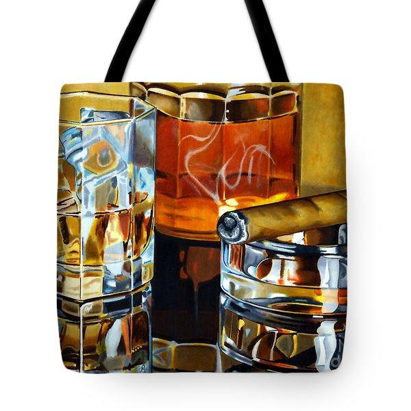 Nightcap 2 Tote Bag
