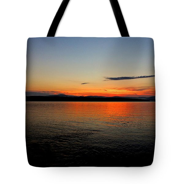 Nightfall Tote Bag by Mim White