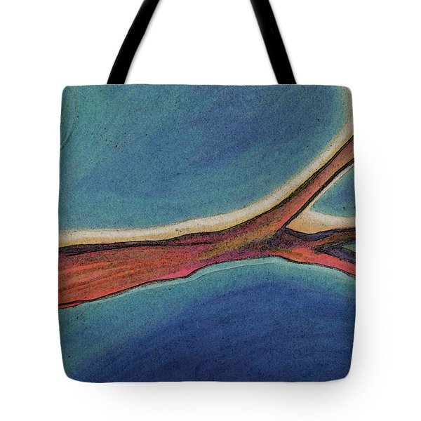 Nighttime Branch 1 Tote Bag by First Star Art