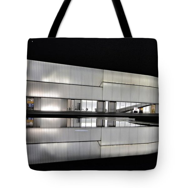 Nighttime Reflections Tote Bag