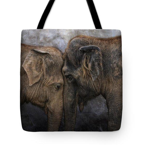 Nighty Night Darling Tote Bag by Joachim G Pinkawa