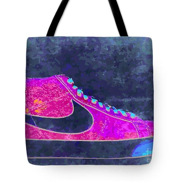 Nike Blazer 2 Tote Bag by Alfie Borg