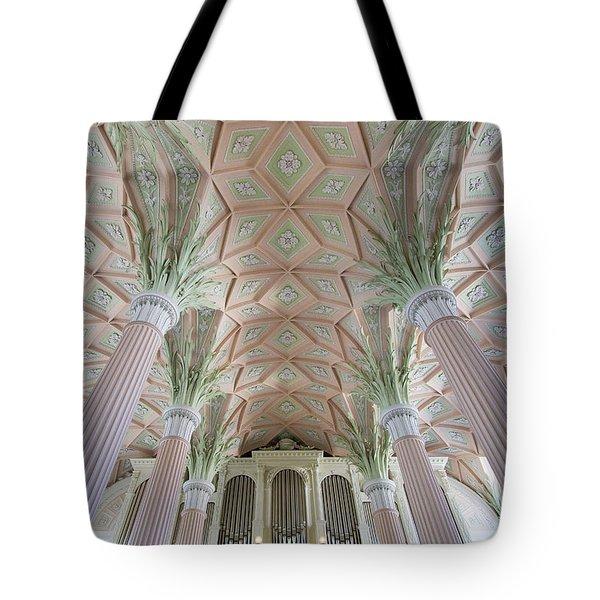 Nikolaikirche Leipzig Tote Bag