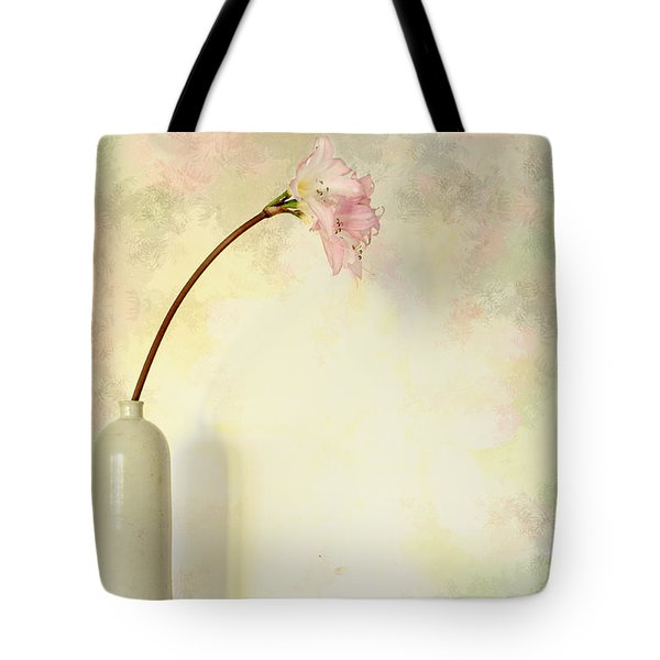 Tote Bag featuring the photograph Nina by Elaine Teague