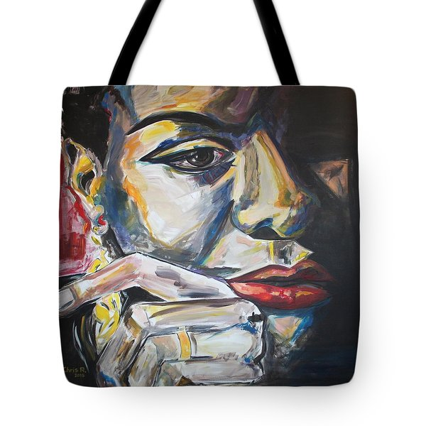 Nina More And Then Some Tote Bag