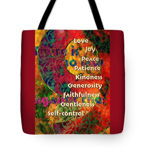Nine Gifts Tote Bag