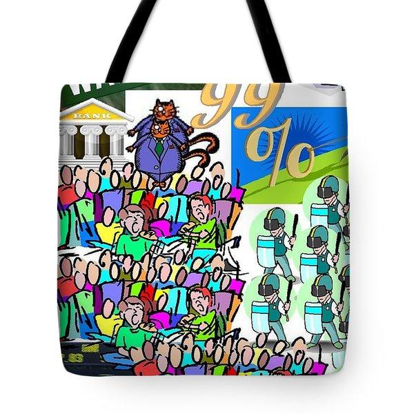Ninety Nine In A Half Wont  Do Tote Bag