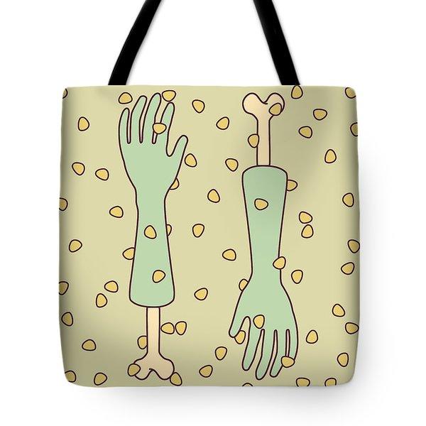 Nip And Tuck Tote Bag