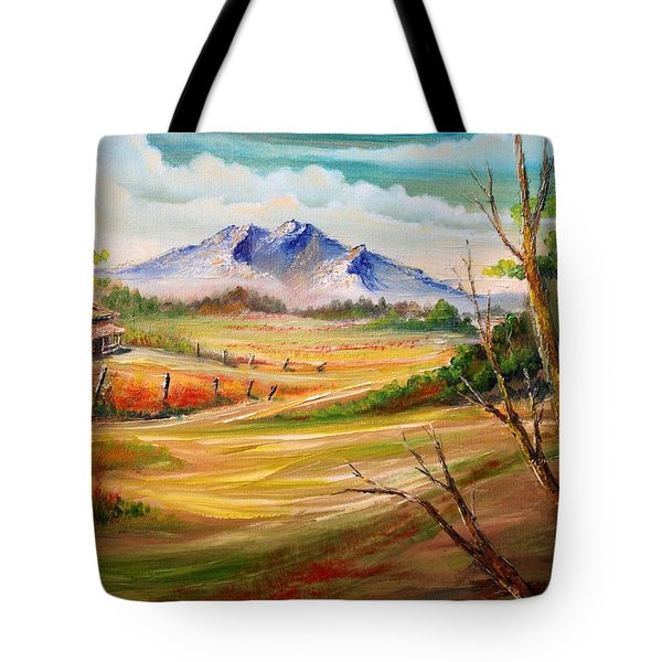 Nipa Hut 2  Tote Bag
